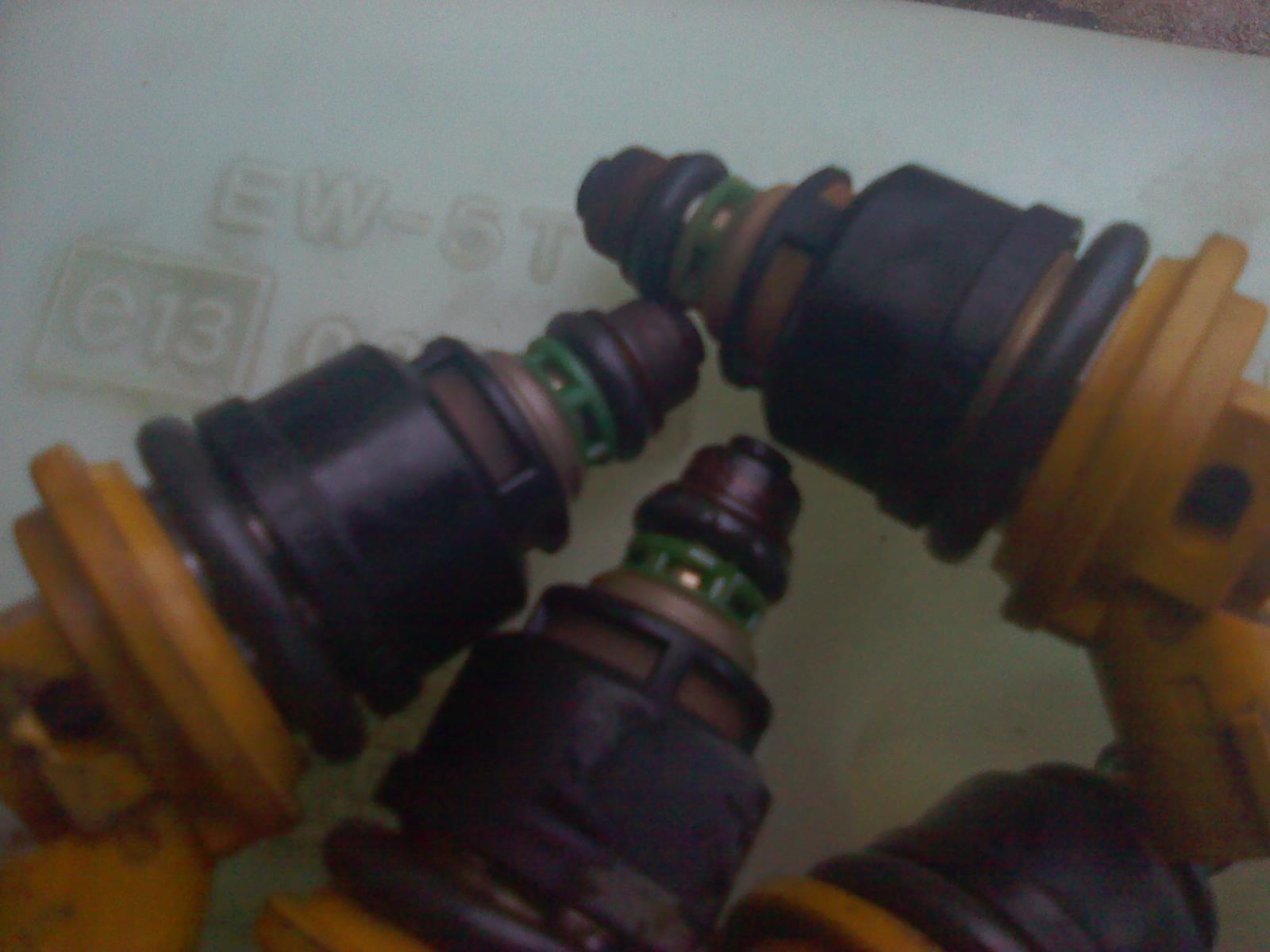 Чистим форсунки на ВАЗ-2114 в 44